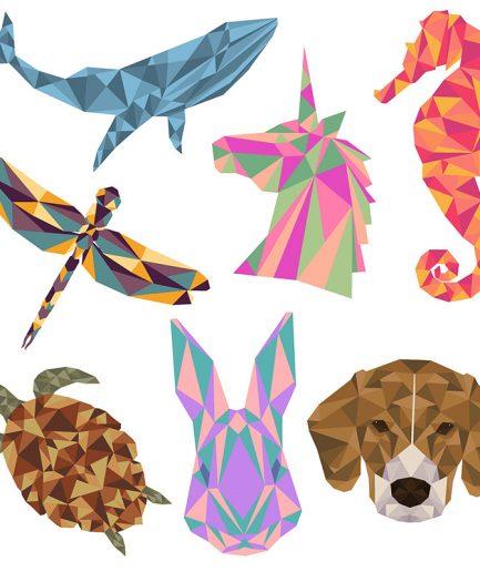 Line Fauna by Summercreates