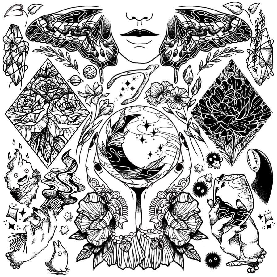 Lunar Rituals by Annie Concepcion